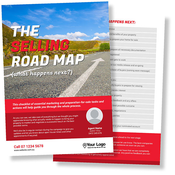 The Selling Road Map