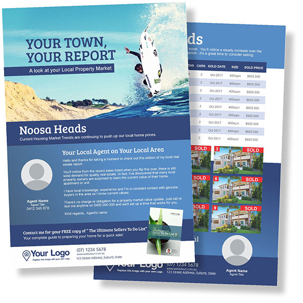 Your Town, Your Report